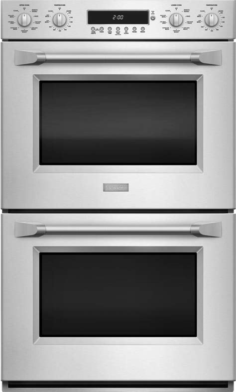 monogram zetphgs   stainless steel electric double wall oven appliances connection