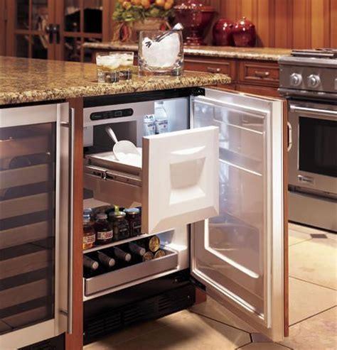 Home Bar Refrigerator by Ge Monogram Bar Refrigerator W Maker Ebay For The