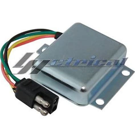 new adjustable voltage regulator fits motorola prestolite 8al series alternator ebay