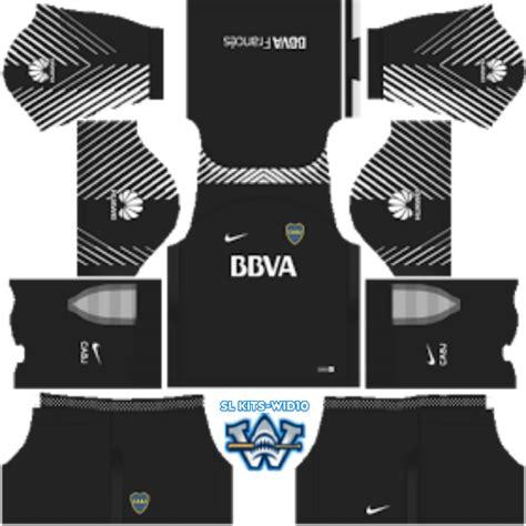 boca juniors 17 18 kits logo dream league soccer dls18 fts wid10 com dream league 2018