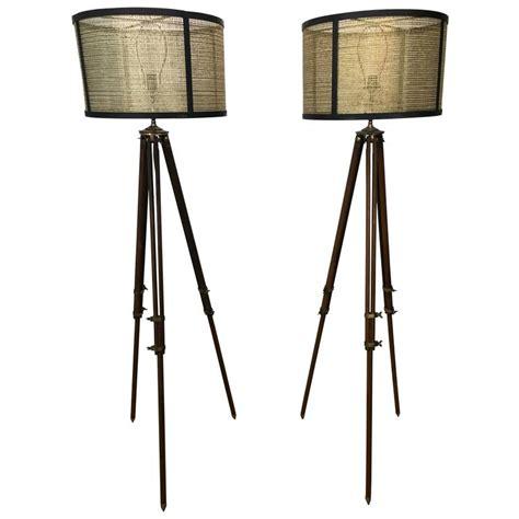 pair of antique surveyor floor ls for sale at 1stdibs
