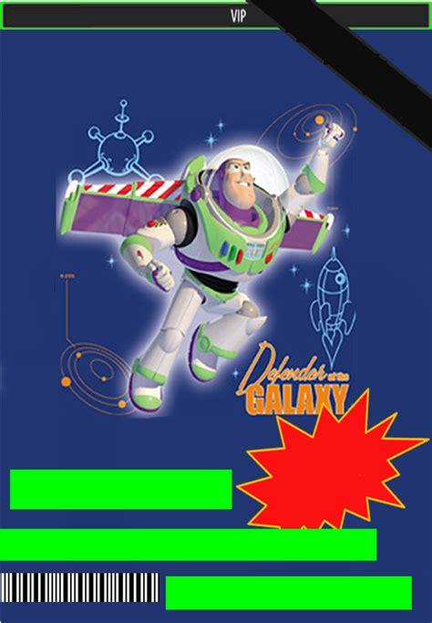 buzz light year  printable kit   fiesta