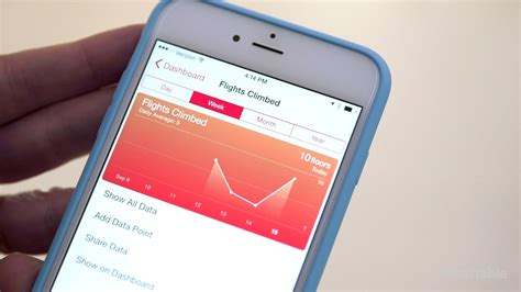 that work with iphone working out the iphone 6 health app mashable