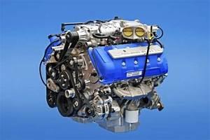 Ford 5 8l  U0026quot Trinity U0026quot  Dohc Supercharged V8