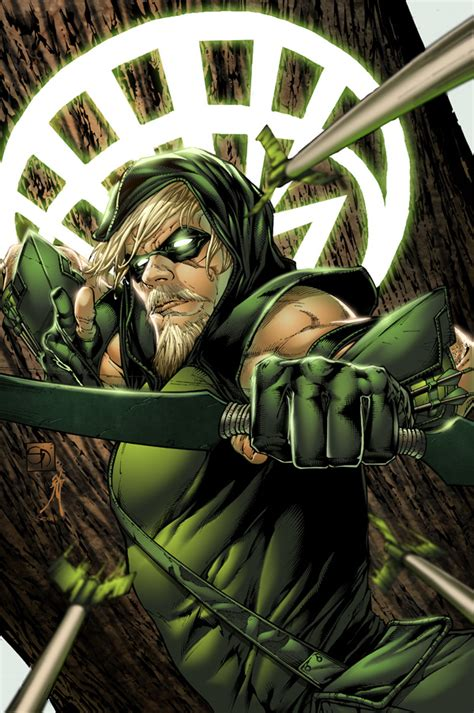green arrow comic art community gallery  comic art
