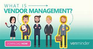 What Is Vendor Management  Infographic