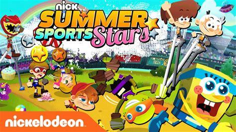 nickgamer video game hack nick summer sports stars