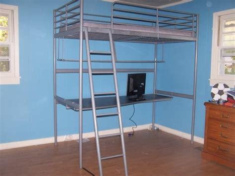 ikea loft bed with desk ikea loft bed with desk ikea svarta loft bunk bed bed