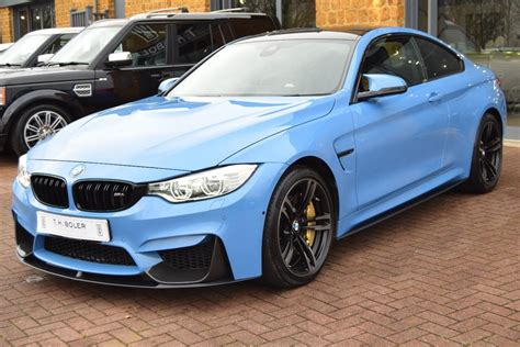 Used 2015 Bmw 4 Series M4 For Sale In Oxfordshire