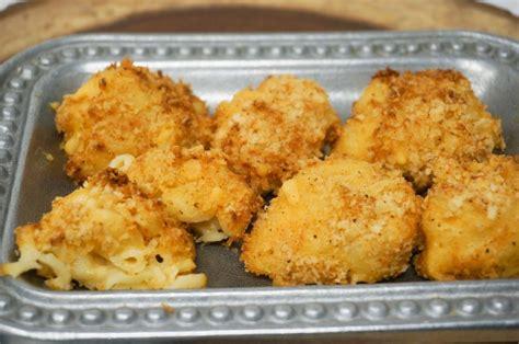 mac cheese air fryer spicy recipe bites gracelikerainblog