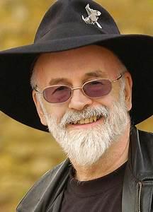 March 17th - Terry Pratchett : SketchDaily