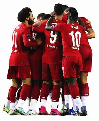 Liverpool Fc Team Render Football Footyrenders