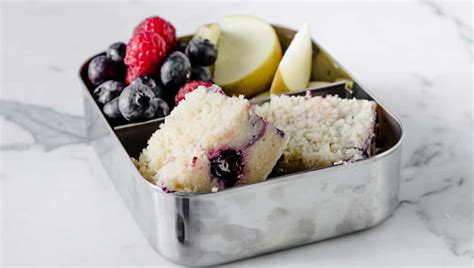 Like all blueberry cake recipes, the moist cake is complemented by layers of berries. Easy Blueberry Coffee Cake - MOMables® - Mealtime Solutions for Busy Parents!