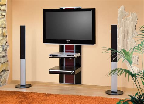Flat Screen Tv Wall Cabinets Offering Space Saving