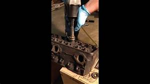 Removing Head Studs On A Small Block Chevy 350