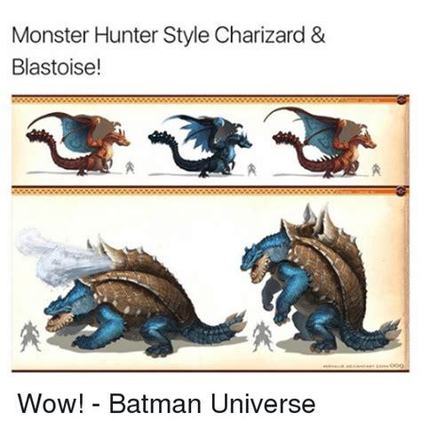 Monster Hunter World Memes - search charizard memes on me me