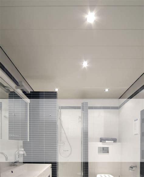 badkamer plafond lamellen luxalon plafonds fivomontfivomont