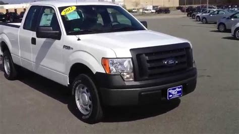 ford   supercab xl oxford white