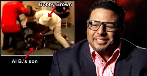 Watch Al B. Sure's Son, Lil B. Sure, Get Beat Down By