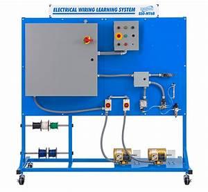 Amatrol Electrical Wiring Learning System 850