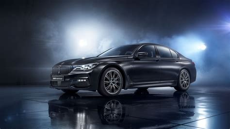 Bmw 7 Series Sedan Backgrounds by 2017 Bmw 7 Series Individual Black Edition Pictures