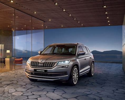Skoda Kodiaq L&k Launched In India, Priced At Inr 35.99 Lakh