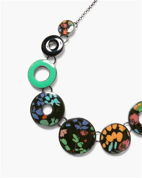 desigual necklace misha wagof buy  canada