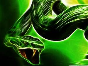 green snake Other & Abstract Background Wallpapers on