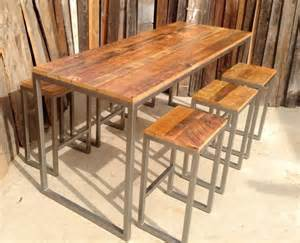 best 25 bar height table ideas on