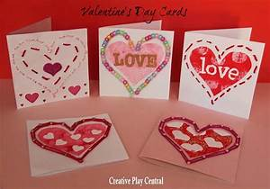 Valentine's : Sewing & Threading - Red Ted Art's Blog