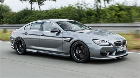 2018 Kelleners Sport Bmw 6 Series Gran Coupe F06 Side