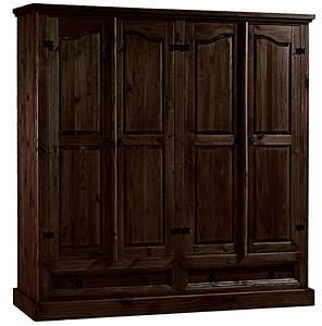 Oferta de Mueble Online Dormitorio Armarios Online Armario Rústico 195cm (Ref Y 093