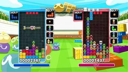 Puyo Tetris Switch Nintendo Screenshots Games Screenshot