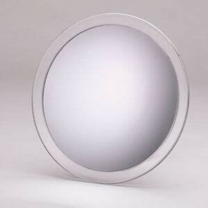 Suction Bathroom Mirror by 5x Magnifying Large Make Up Bathroom Vanity