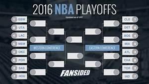 NBA Playoff Bracket: Latest Standings