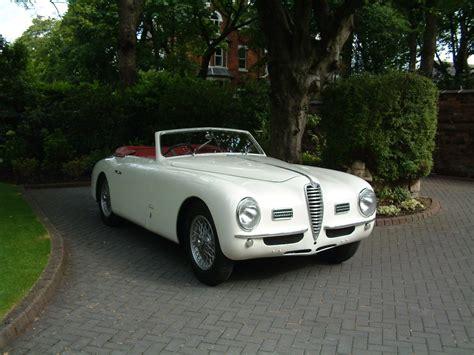 Alfa Romeo 6c 2500 by 1948 Alfa Romeo 6c 2500 Sport Cabriolet