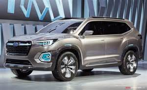 7 passenger honda crv subaru viziv 7 suv concept revealed at la auto autoconception 2017 2018 best cars reviews