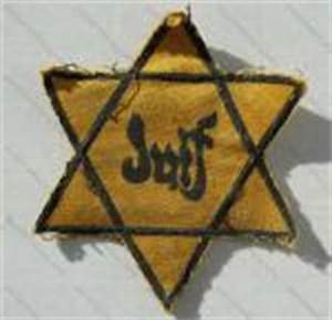 world war 2 blog: Blog 2: Jewish Star