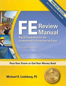 Cheapest Copy Of Fe Review Manual  Rapid Preparation For