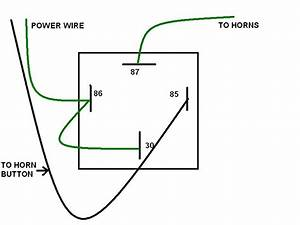 Horn Relay Replacement - Where From  - Electrical