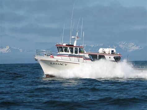 Legacy Fishing Boat Alaska by Alaska Vessels And Crew Saltwater Safari Company