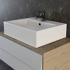 Möbel Für Aufsatzwaschbecken : waschtisch rechteckig bestseller shop f r m bel und einrichtungen ~ Markanthonyermac.com Haus und Dekorationen