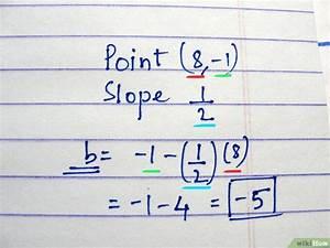 Prozentuale Veränderung Berechnen : die gleichung einer geraden bestimmen wikihow ~ Themetempest.com Abrechnung