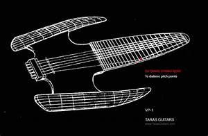 The Magical Futuristic Vision Of Taras Guitars