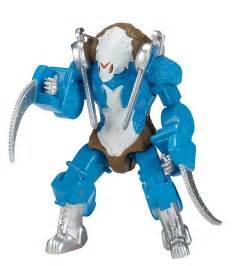 Power Rangers Ninja Action Figures Steel