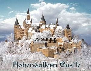 Eby De : germany hohenzollern castle winter travel souvenir fridge magnet ebay ~ Orissabook.com Haus und Dekorationen