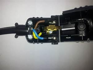 Lampe Anschließen 2 Kabel Ohne Farbe : schuko stecker stecker anklemmen stecker anschliessen ~ Orissabook.com Haus und Dekorationen