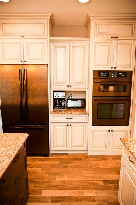 kitchen renovation  oil rubbed bronze appliances