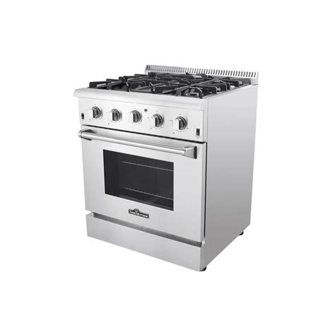 Thor Kitchen 30 In 42 Cu Ft Gas Range In Stainless. L Shape Kitchen Design. Hgtv Dream Kitchen Designs. Kitchen Dining And Living Room Design. Small Cottage Kitchen Design. Wooden Kitchen Cabinets Designs. New Design Of Kitchen. Small Country Kitchen Design. Wooden Kitchen Designs