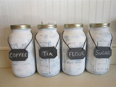 jar painting ideas get rid of kitchen countertop clutter with 13 clever mason jar ideas hometalk